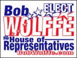 Political Election Yard Signs,