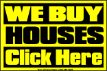 We Buy Houses FSBO YardSigns